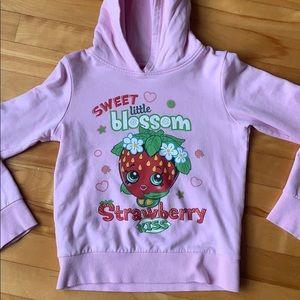 Shopkins Pink Hoodie